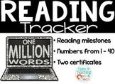 Word Tracker / Reading Tracker