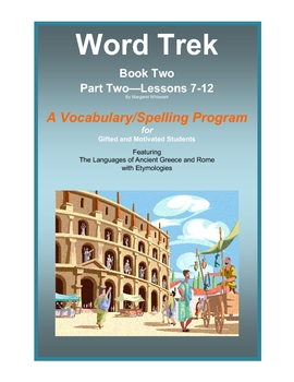 word trek book two part two lessons 7 12 by margaret whisnant