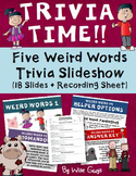 Word Trivia 1
