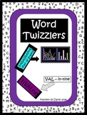 Word Twizzlers - Challenging Twists on Everyday Words