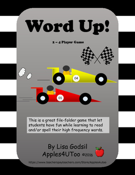 Word Up! (File-Folder Game)