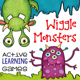 Language Arts Brain Breaks Active Learning Games