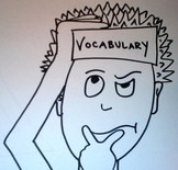 Word Up! Vocabulary Review Game