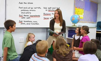 Word Walk: 3 Steps to Target Vocabulary in a Read Aloud