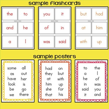 Sight Words: Word Wall