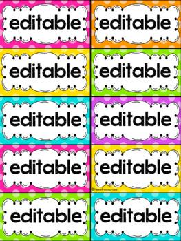 Word Wall in a Polka Dot Classroom Decor Theme