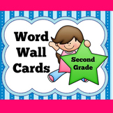 Word Wall Words Second Grade | Printables