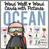 Word Wall {Ocean}