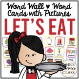 Word Wall {Food}