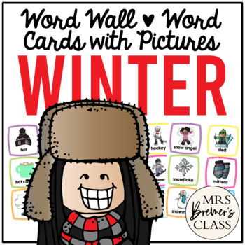 Word Wall {Winter}