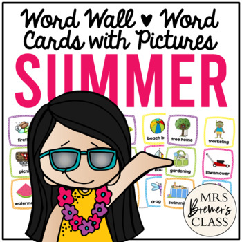 Word Wall {Summer}