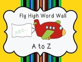 Word Wall A-Z