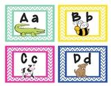Word Wall ABC Headers