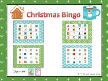 Christmas Bingo!