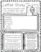 Word Wall Printable Activities Free Sample Set