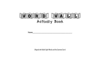 Word Wall Activity Book