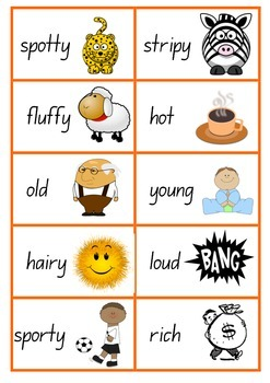 Word Wall: Adjectives for writing