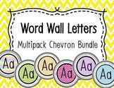 Word Wall Alphabet Letters Multipack