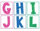 Word Wall Alphabet and Matching Word Cards