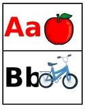 Word Wall Alphabet with Digraphs / v-e