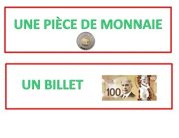 Word Wall Argent Canadien