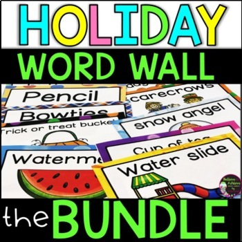 Word Wall BUNDLE (13 sets!)