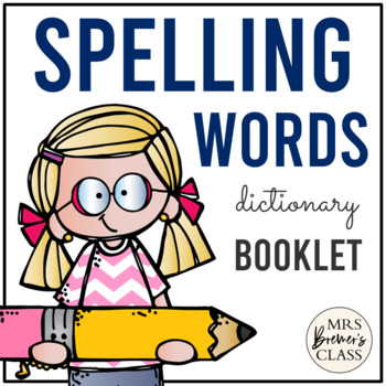 Word Wall Booklets