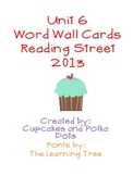 Word Wall Bundle- All Words Reading Street Unit 6