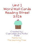 Word Wall Bundle- Reading Street Unit 1