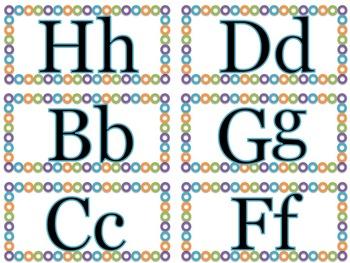 Word Wall Cards - FULLY EDITABLE