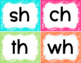 Word Wall Headers- Bright