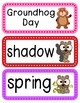 Word Wall Cards {February}