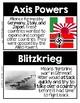 Word Wall Cards: World War II