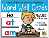 Word Wall Cards - Sight Words for Kindergarten & First Gra