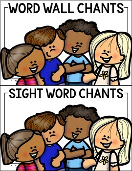 Word Wall Chants