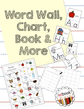 Word Wall, Chart, Book and More