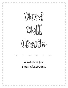 Word Wall Charts