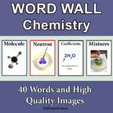 Word Wall Chemistry