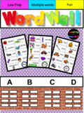 Word Wall Complete set!