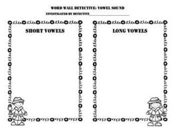 Word Wall Detectives