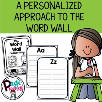 Word Wall Dictionary