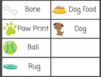 Word Wall Dog