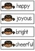 Word Wall: Feelings