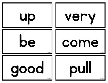 Wonders First Grade Sight Words Word Wall for the Year