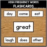 Wonders First Grade Sight Words Unit 1 through Unit 6