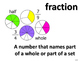Word Wall--Fractions and functions