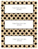 Word Wall Frames { FREE } - Create Your Dream Room Decor - Sand