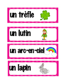 Word Wall - French - Contes de fées