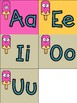 Word Wall Headers-Popsicle Theme