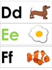 Word Wall Icons